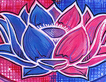 Painting Lotus